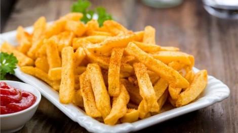 Επικίνδυνες οι τηγανητές πατάτες