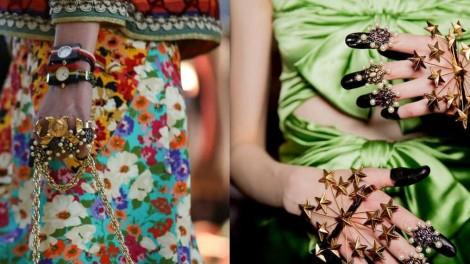 Ο οίκος Gucci προτείνει το πιο extravagant μανικιούρ που έχεις δει ποτέ
