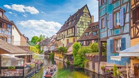Οι πιο παραμυθένιες γαλλικές πόλεις
