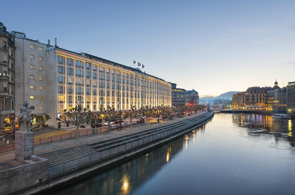 Γενευη,Η πόλη με την υψηλότερη ποιότητα ζωής στον κόσμο!