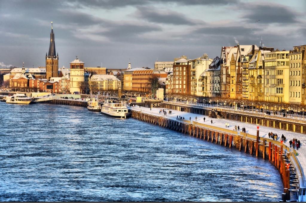 Dusseldorf-Germany1 Η πόλη με την υψηλότερη ποιότητα ζωής στον κόσμο!