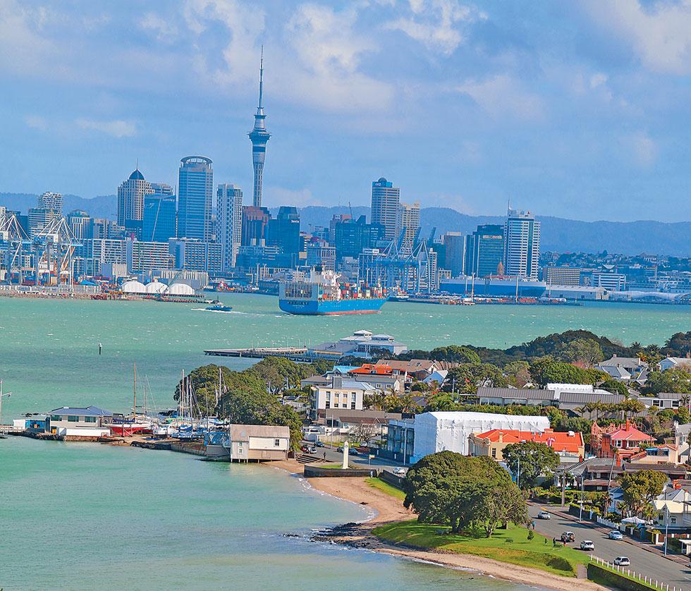 οκλαντΗ πόλη με την υψηλότερη ποιότητα ζωής στον κόσμο!