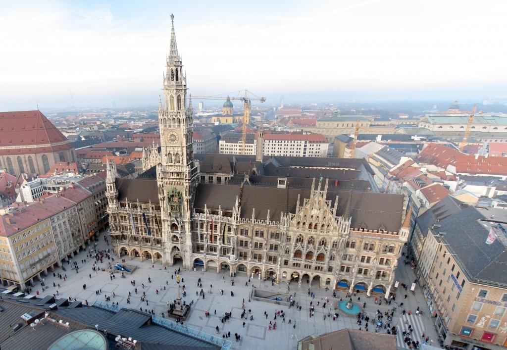 Μόναχο Η πόλη με την υψηλότερη ποιότητα ζωής στον κόσμο!