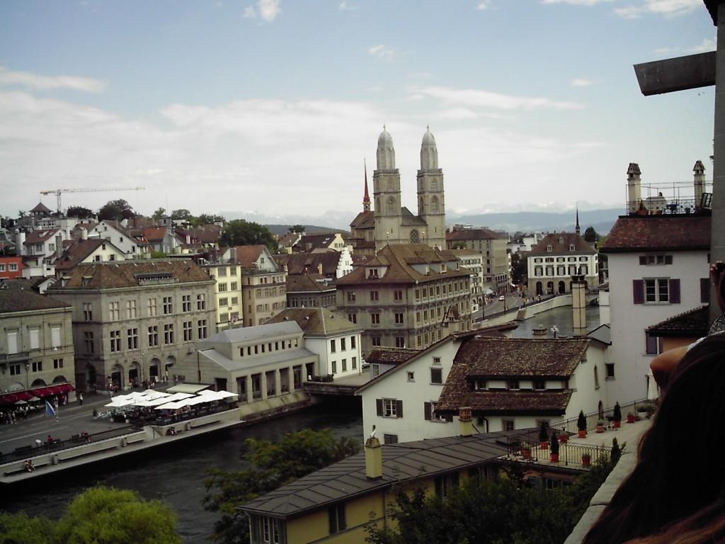 Ζυρίχη,Η πόλη με την υψηλότερη ποιότητα ζωής στον κόσμο!