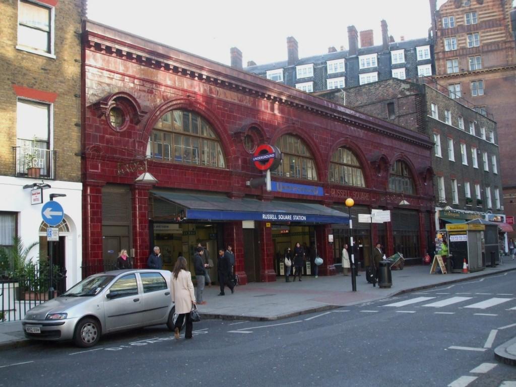 Russell_Square_Λονδίνο