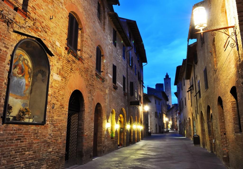 San-Gimignano-Town
