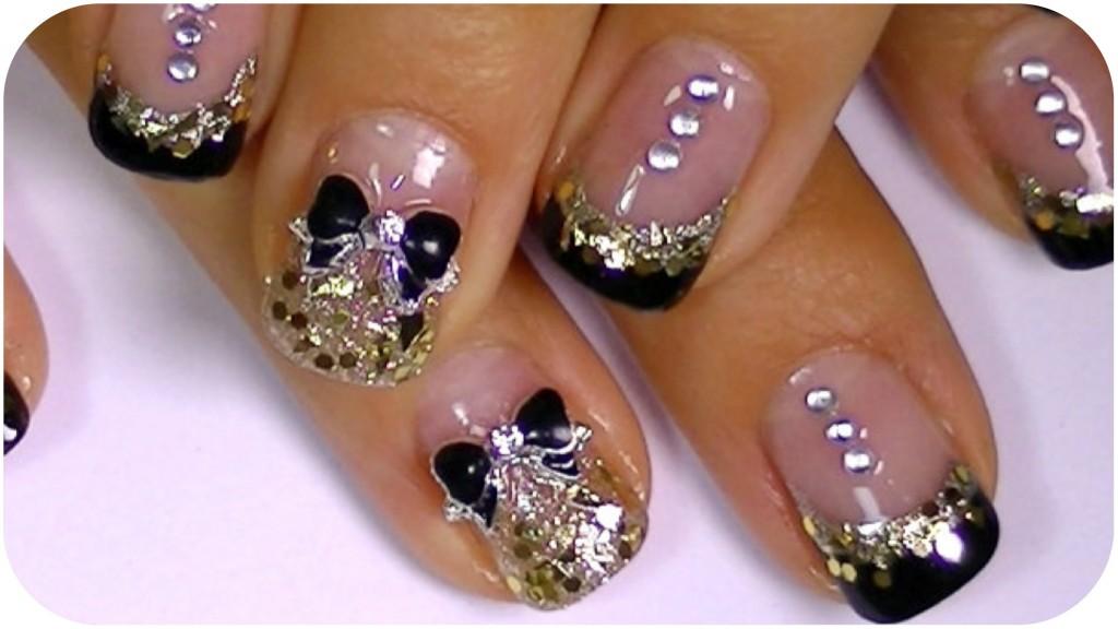 stone nail art 3
