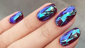 Glass manicure1