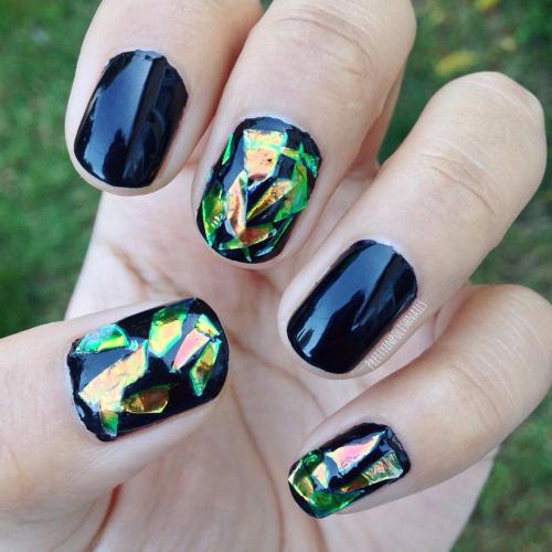 Glass manicure2