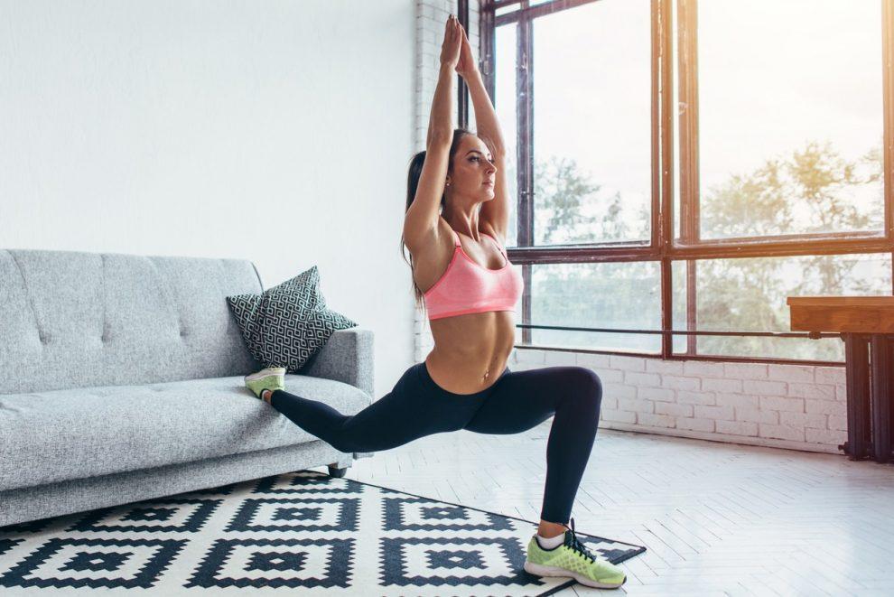 Το 3λεπτο workout που μπορείς να κάνεις πριν τον ύπνο σμιλεύει και αδυνατίζει τα πόδια σε 3 μήνες