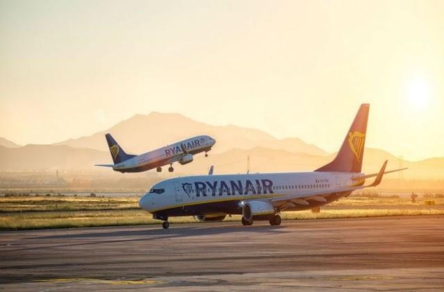 Ryanair: Ανακοινώθηκε η κατάρρευση